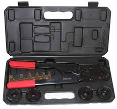 pex tubing multi head crimp tool fdl rental. Black Bedroom Furniture Sets. Home Design Ideas